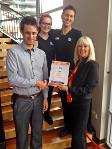 Kimberley present's The Brighton Hotel with LJ Hooker's Business of the Week.